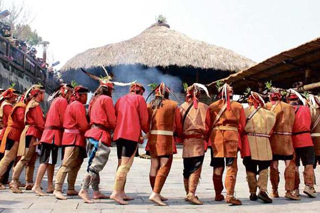 Aboriginal Ami Folk Center in Taiwan School Trip