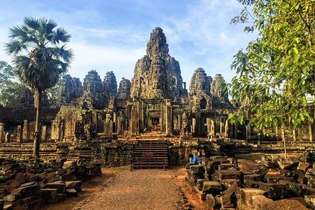Angkor Thom complex