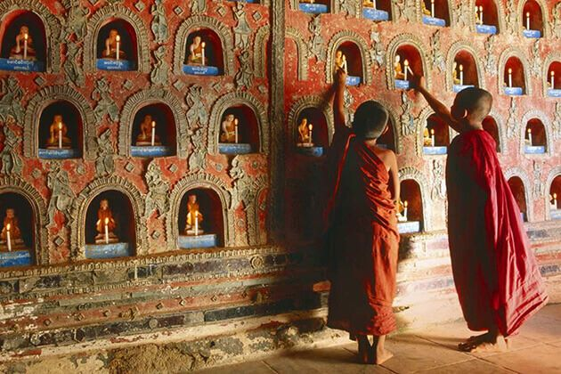 Bagan-Monastery-in-myanmar-school-trip