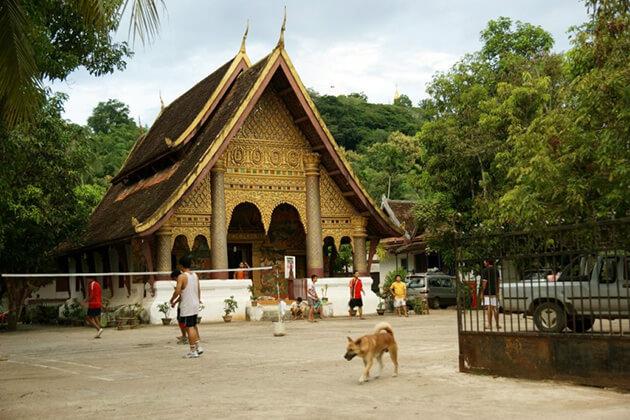 Ban Sai Leck in Laos