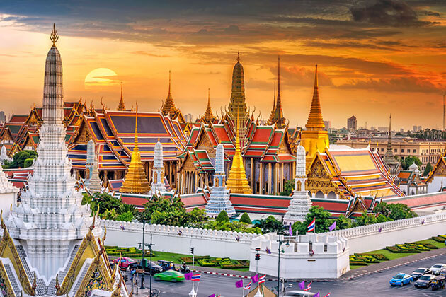 Bangkok - best place to visit in Thailand School Trip