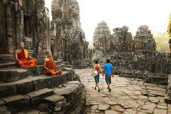 Cambodia Culture & Beach Holiday - 10 Days