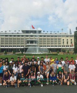 Cambodia and Vietnam School Trip