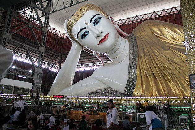 Chauk-Htat-Kyi-Pagoda