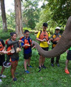 Chiang Mai Thailand Adventure School Trip