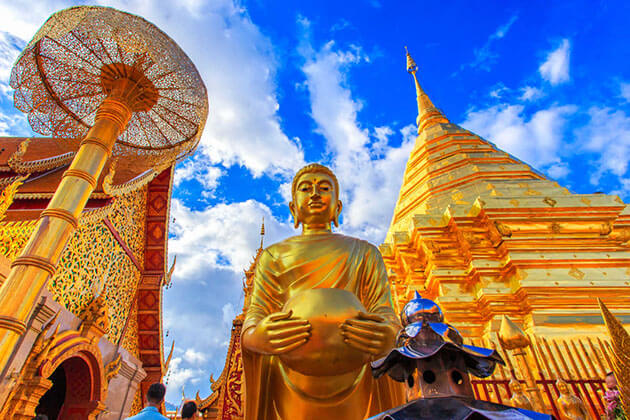 Chiang Mai- a must-see place in Thailand student tour