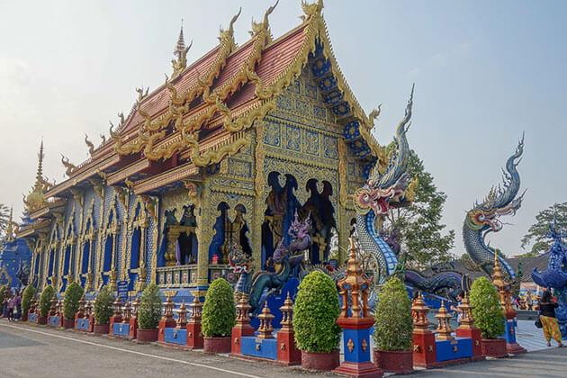 Chiang Rai- best stop in Thailand school trip