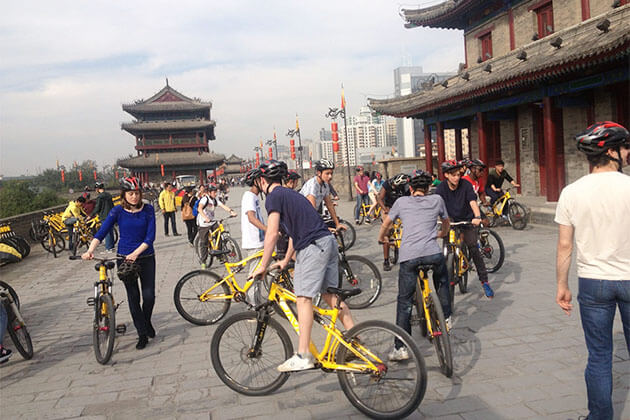China Cycle Student Tour