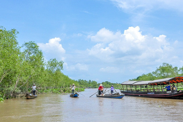 Discover Mekong Delta in Educational School Trip