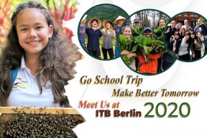 Educational School Trip attend ITB