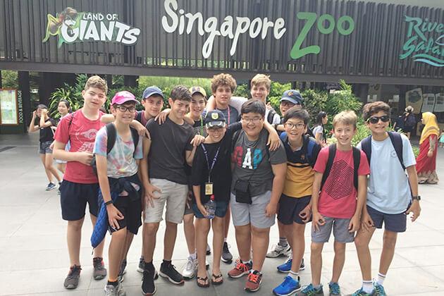 Experience Singapore School Tour