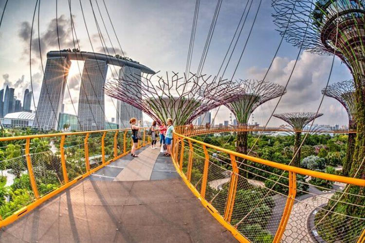 Experience Singapore School Trip 7 Days