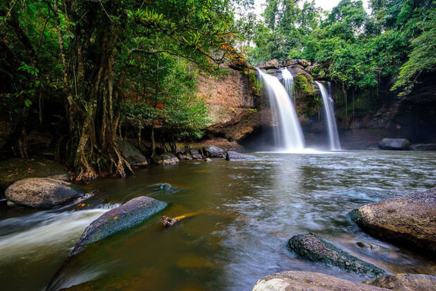 Explore Khao Yai National Park, Thailand
