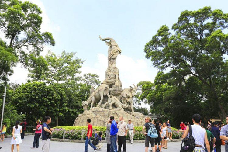 Guangzhou Discovery School Trip