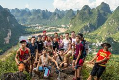 Guilin Summer Camp Adventure School Trip