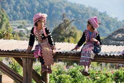 Hmong-ethnic-in-Chiang-Mai