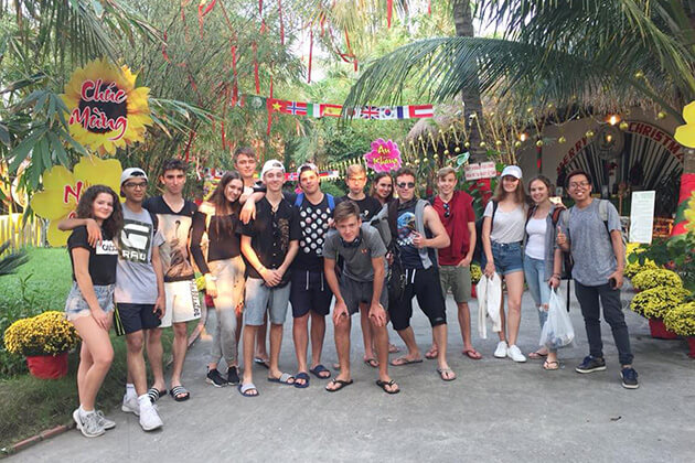 Hoi An - best destination for students in Vietnam school trip