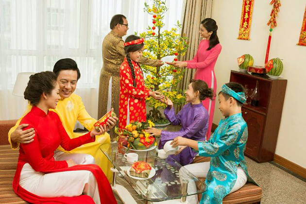How the Tet holiday is celebrated