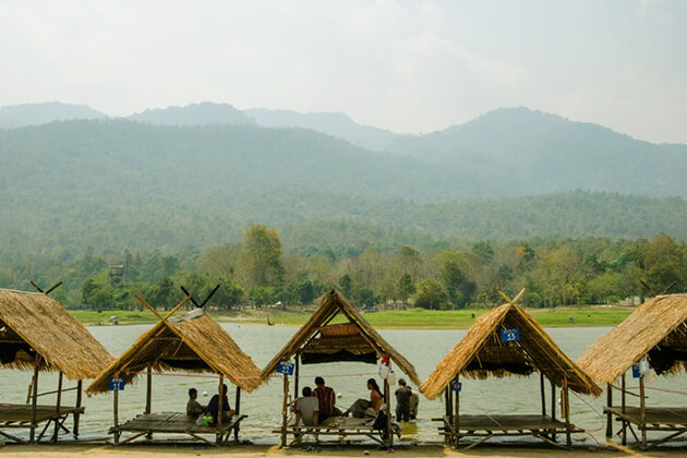 Huay Tung Tao Reservoir a must see place in school trip to Thailand