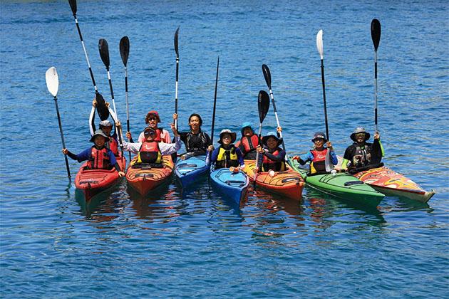 Kayaking & Canoeing in Taiwan