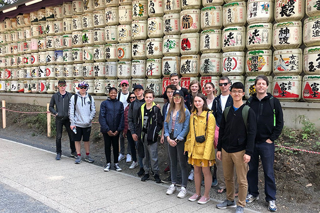 Language and Culture Educational Field Trip