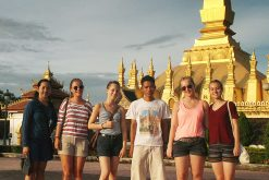 Laos Cultural School Trip