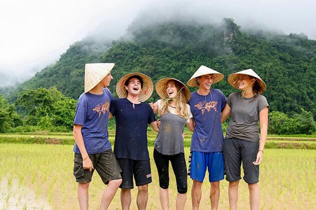 Laos School Trips