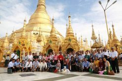 Myanmar School Tour 4 days