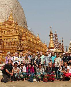 Myanmar school trip