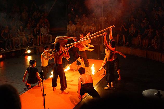Phare Cambodia Circus