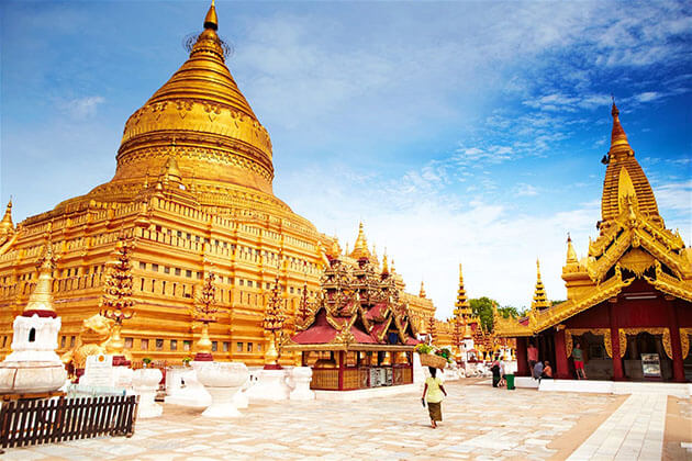 Places to Visit in Myanmar Field Trip