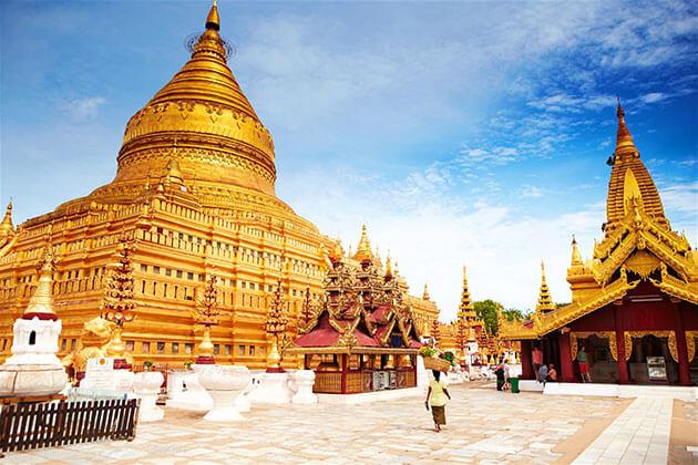 Places to Visit in Myanmar Field Trip