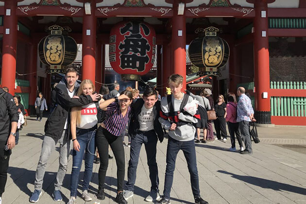 Reasons to Choose Japan School Trip for students