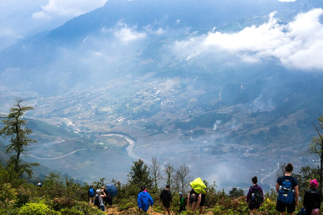 Sapa Discovery in Student Tour