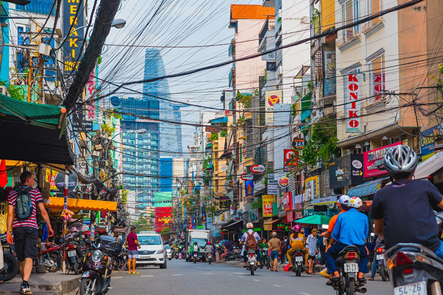 See the best of Saigon in your school trip