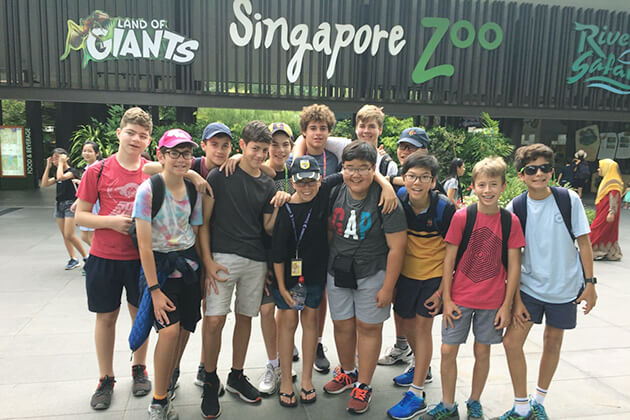 Singapore School Tours