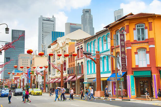 Singapore the ideal destination for school tour
