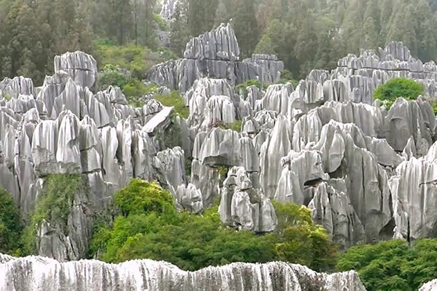 Stone Forest Park China
