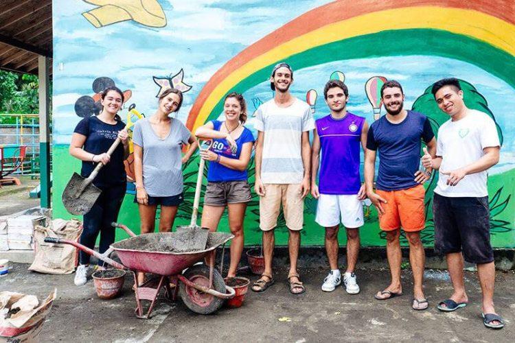 Thai Marine Adventure and Community Service School Trip 8 Days