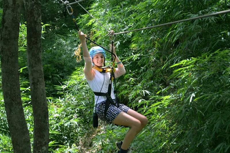 Thailand Rainforest School Tour - 9 Days