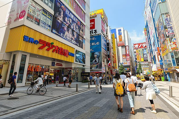 Tokyo - best destination in Japan school tour