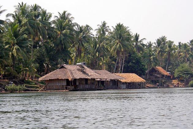 Tranquil life of Don Khong Island, Laos