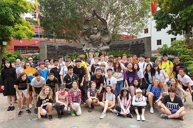 Vietnam School Trip - Student Tours