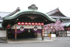 Visit Gion Coner Theatre in Japan School Trip