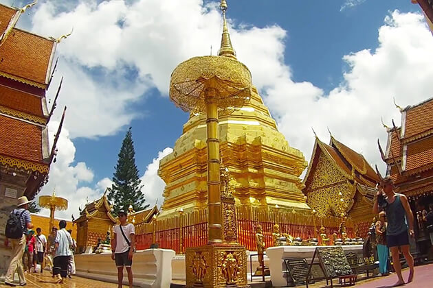 Wat Prah That Doi Suthep