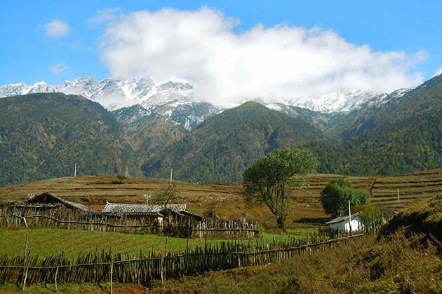Wenhai Village in China