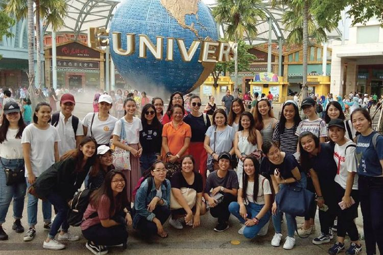 Wonderful School Trips to The Liveable Singapore – 6 Days