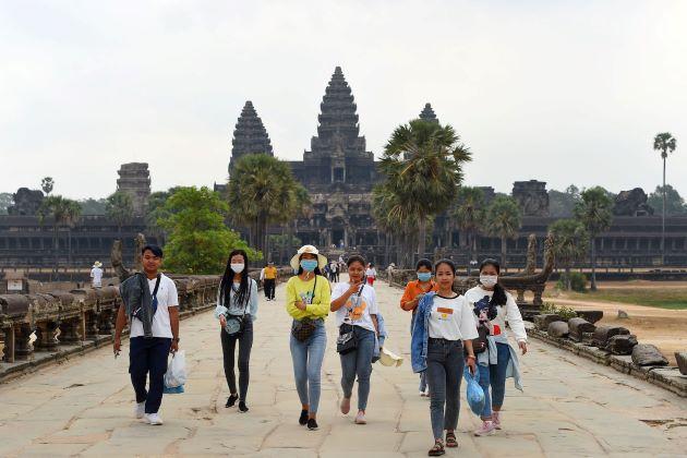 coronavirus latest update in cambodia
