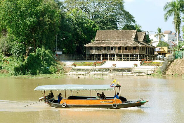 discover Ping River from Thailand school tour package