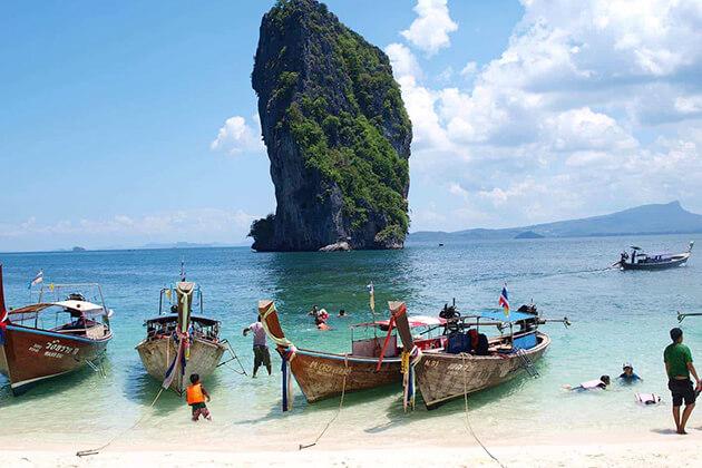 explore Krabi from Thailand school tour